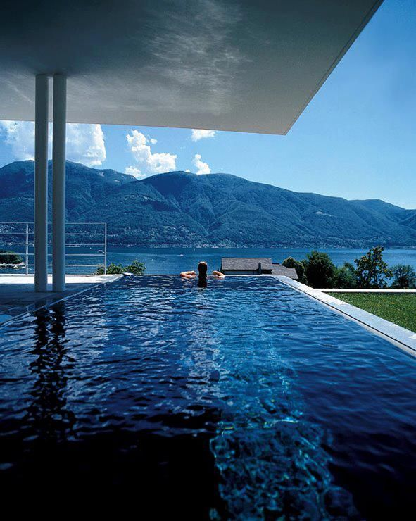 Luxury Swimming / Infinity Pools from around the world
