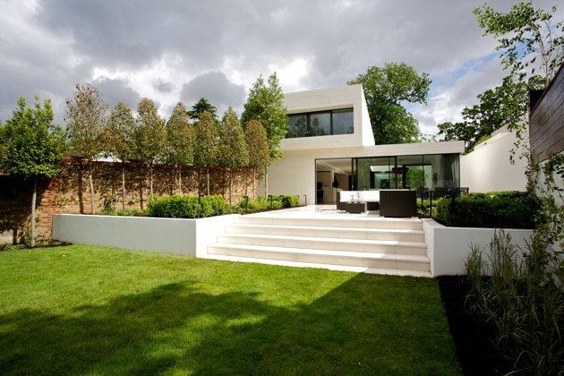 modernist homes Ava House