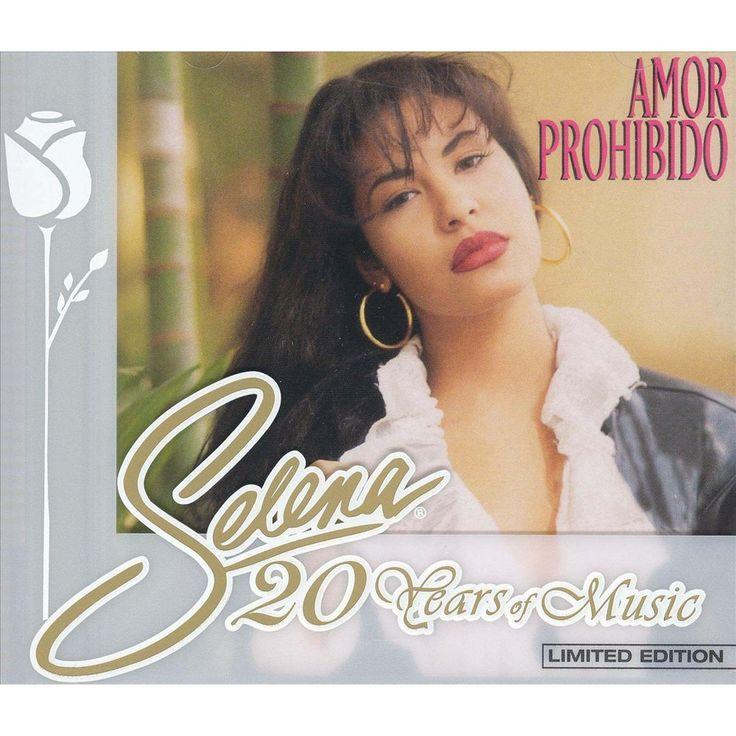 Selena - Amor Prohibido (Bonus Tracks) (CD)