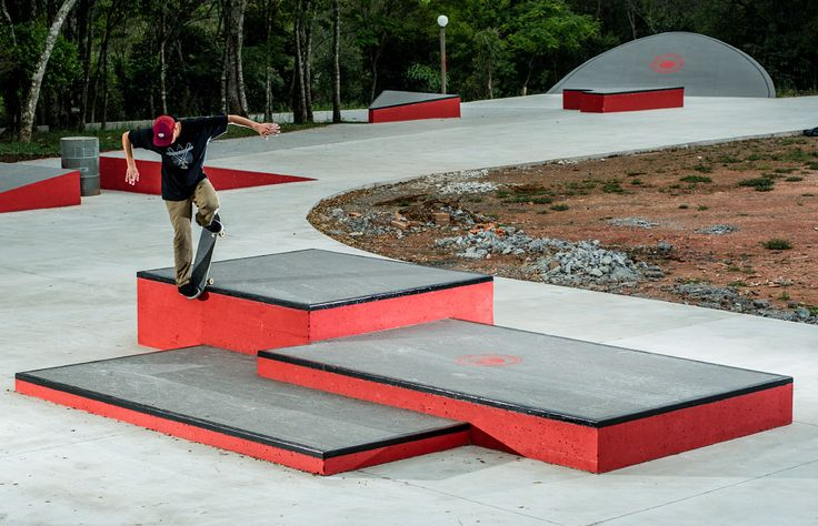 Spot » CISCO SKATE PLAZA