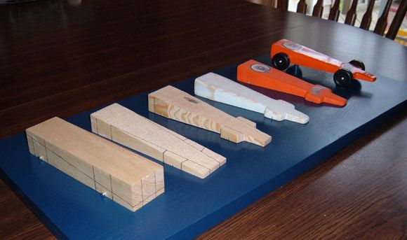 fastest pinewood derby car designs | Pinewood Derby Times Newsletter Volume 6 Issue 5