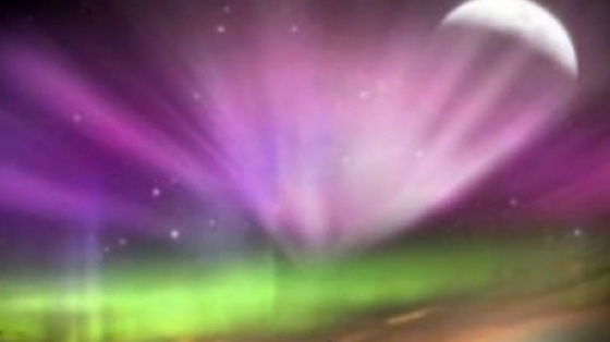 Aurora boreala, deasupra Parcului National Denali, din Alaska - FOTO