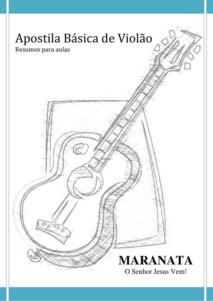Apostila de violao by Júlio Rocha via slideshare