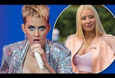 Katy Perry and Iggy Azalea's new singles TANK in the ARIA charts