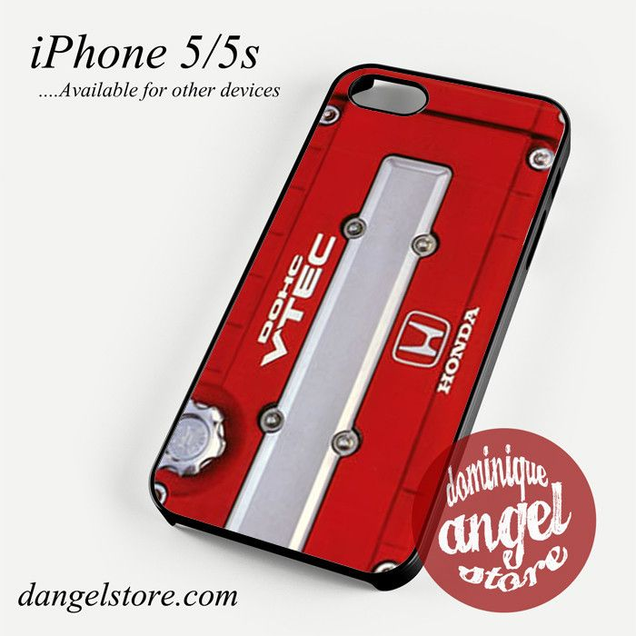 dohc vtec honda Phone case for iPhone 4/4s/5/5c/5s/6/6 plus