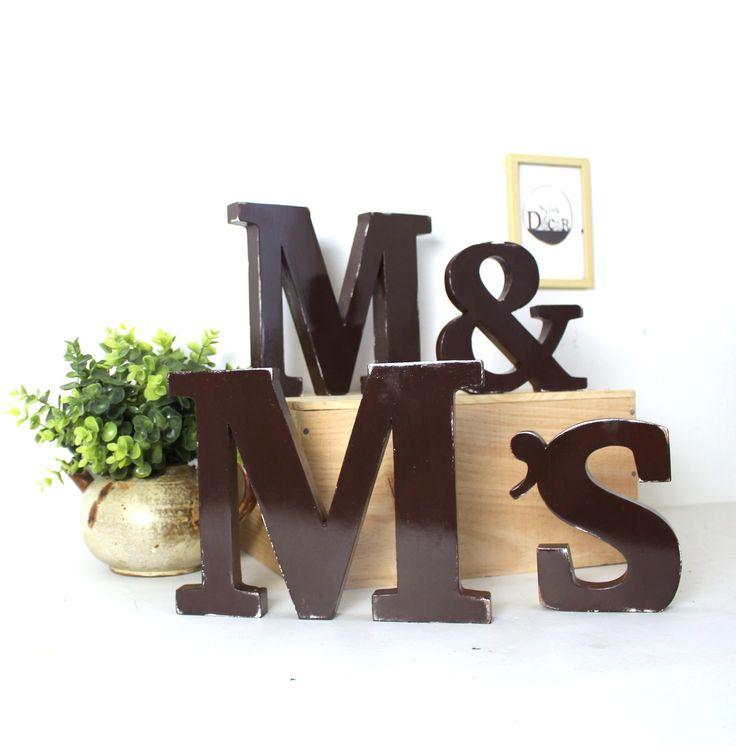 17 meilleures images propos de lettres en bois sur pinterest turquoise b - Lettre de decoration ...