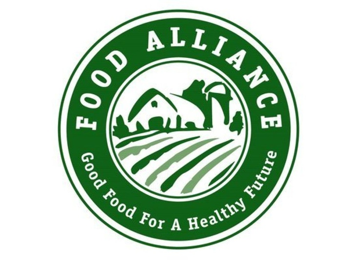 Food Alliance Certified -- Recommended (Regulated)