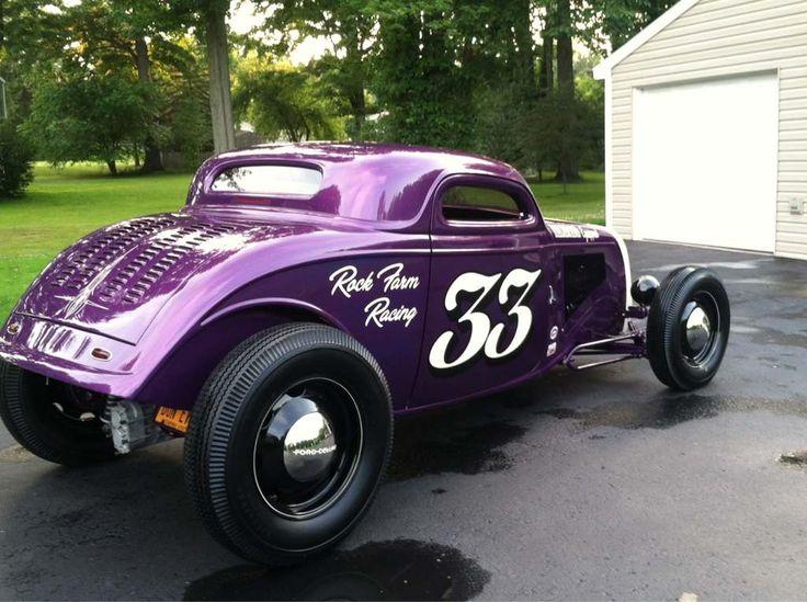 153 best 34 fords images on pinterest for Garage ford bonneville