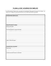 Recursos humanos - Modelos de documentos por categoría | Biztree.com