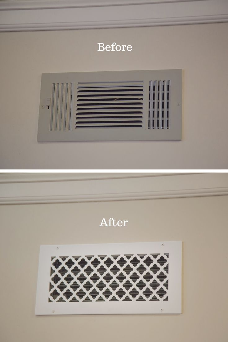Tuscan Metal Vent Cover Best 656 Decorative