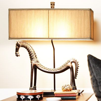 The 25 best horse lamp ideas on pinterest southwestern lamp pulp home tamil horse lamp aloadofball Image collections