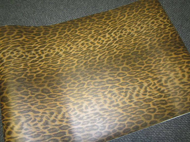 Excited to share the latest faux animal addition to my #etsy shop: 2 mt long x 45cm wide Faux Leopard Afrika Brown Self Adhesive Contact Paper DC Fix Brand-DC 200-3116  #homeimprovement #contactpaper #selfadhesivepaper #stickypaper #coveringfurniture #shelflining #fauxleopard