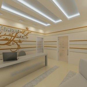 Дизайн офиса в стиле хайтек на Люсиновской улице http://www.line-mg.ru/office/