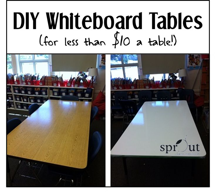 25 Best Ideas About Diy Whiteboard On Pinterest Dry