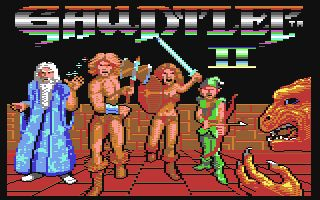 C64 Loading Screen
