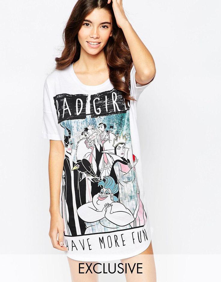 Bild 1 von Missimo – Disney Bad Girls Have More Fun – Nachthemd