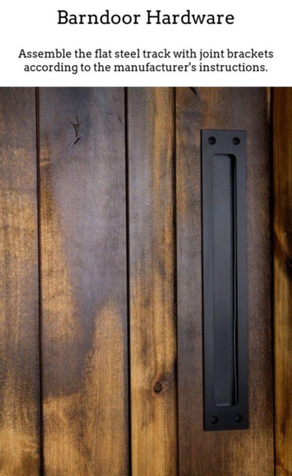 Cheap Sliding Barn Door Hardware Sliding Barn Door Mechanism