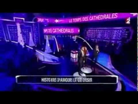 Vincent Niclo & Natasha St-Pier - Le temps des cathédrales