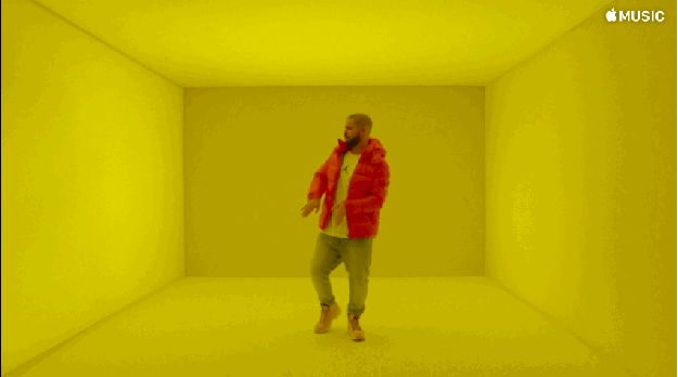 """Stop What You're Doing And Check Out Drake's New Video For """"Hotline Bling"""" - http://www.buzzfeed.com/kevinsmith/hotline-bling-official-video?utm_term=4ldqpia"""