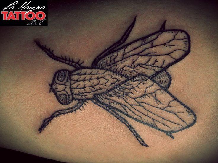 #fly #tattoo