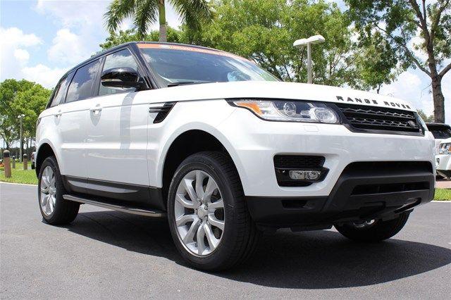 Range Rover Sport In West Palm Beach Fl