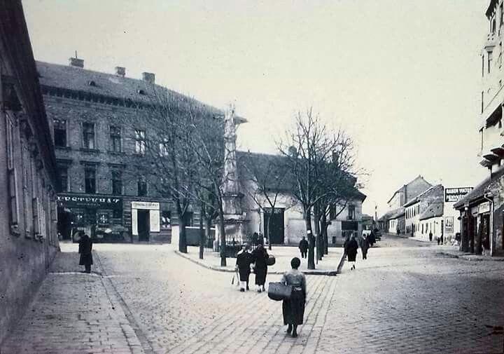 1920. Mária tér, Batthyány utca
