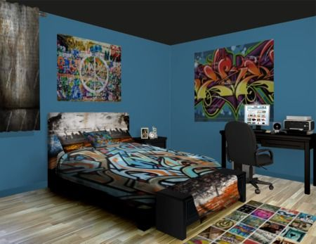 Graffiti Wall Murals  get set to create some urban art  Browse our Graffiti  designs20 best Graff at home images on Pinterest   Graffiti bedroom  . Graffiti Bedroom Decorating Ideas. Home Design Ideas