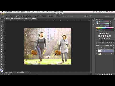 ▶ How to Get Started With Adobe Photoshop CC - 10 Things Beginners Want To Know How To Do - YouTube