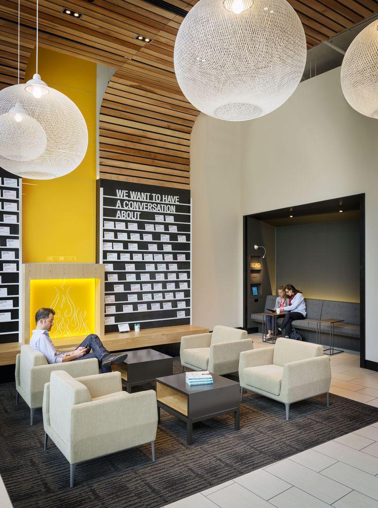 Umpqua Bank South Lake Union | Seattle, WA | McCall Design Group