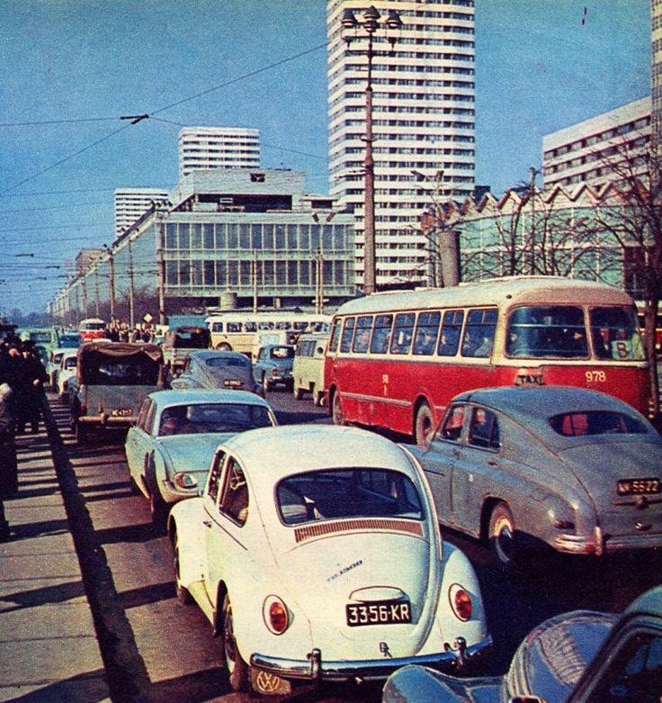 Marszałkowska, 1969