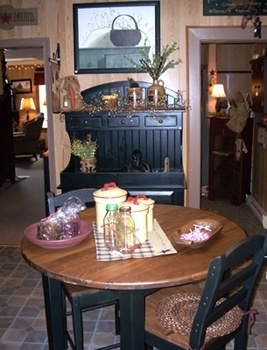 Amish furniture Country primitive and Amish on Pinterest