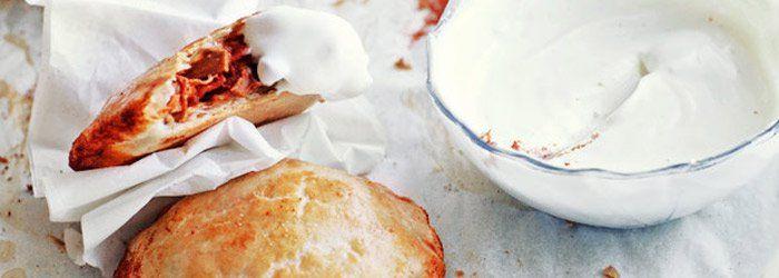 Empanadas z mięsem, fasolą i chorizo | Blog | Kwestia Smaku