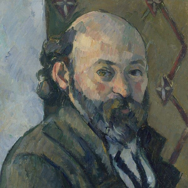 Paul Cézanne died #OnThisDay in 1906. Cézanne associated with the Impressionists, but always had other aims. He said that his ambition was to 'make of Impressionism something solid and durable like the art of museums'. Cézanne's work was discovered by the Paris avant-garde during the 1890s. It had a significant influence on Picasso and the development of 20th-century art.  Cézanne painted his own portrait on a number of occasions throughout his career. From his appearance here, this portrait…