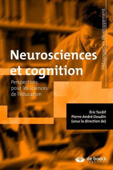 Cet ouvrage fait le point sur les débats actuels entre la pertinence d'une collaboration entre les neurosciences cognitives et les sciences de l'éducation en ce qui concerne notamment le langage, la mémoire, l'attention, le raisonnement, l'apprentissage et les troubles qui lui sont reliés. Les auteurs parmi les plus prestigieux donnent un aperçu général des résultats de recherches récentes et font le point sur de nouvelles avancées en neurosciences cognitives.