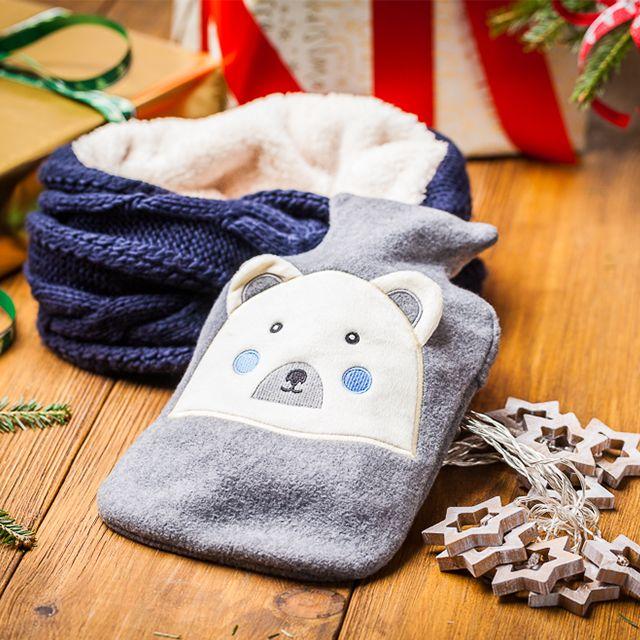 Prezent dla niespodziewanego gościa: http://bit.ly/1xfSwdf http://bit.ly/10wKqQk  #tchibo #tchibopolska #termofor #szal #komin #scarf #nice #idea #xmas #gift #prezent #friend #good #warm #winter