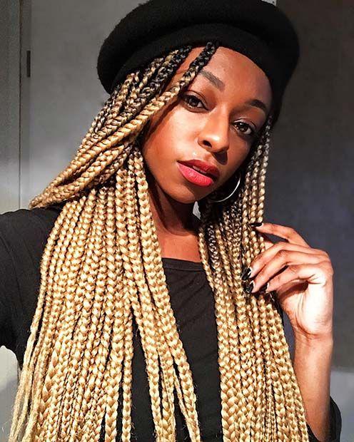 Cool Box Braids Women Hairstyles To Look Astonishing Hair Porn300 1