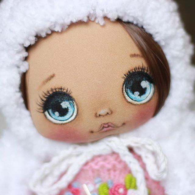 Куколка 195:) я дала ей имя Васанта-весна