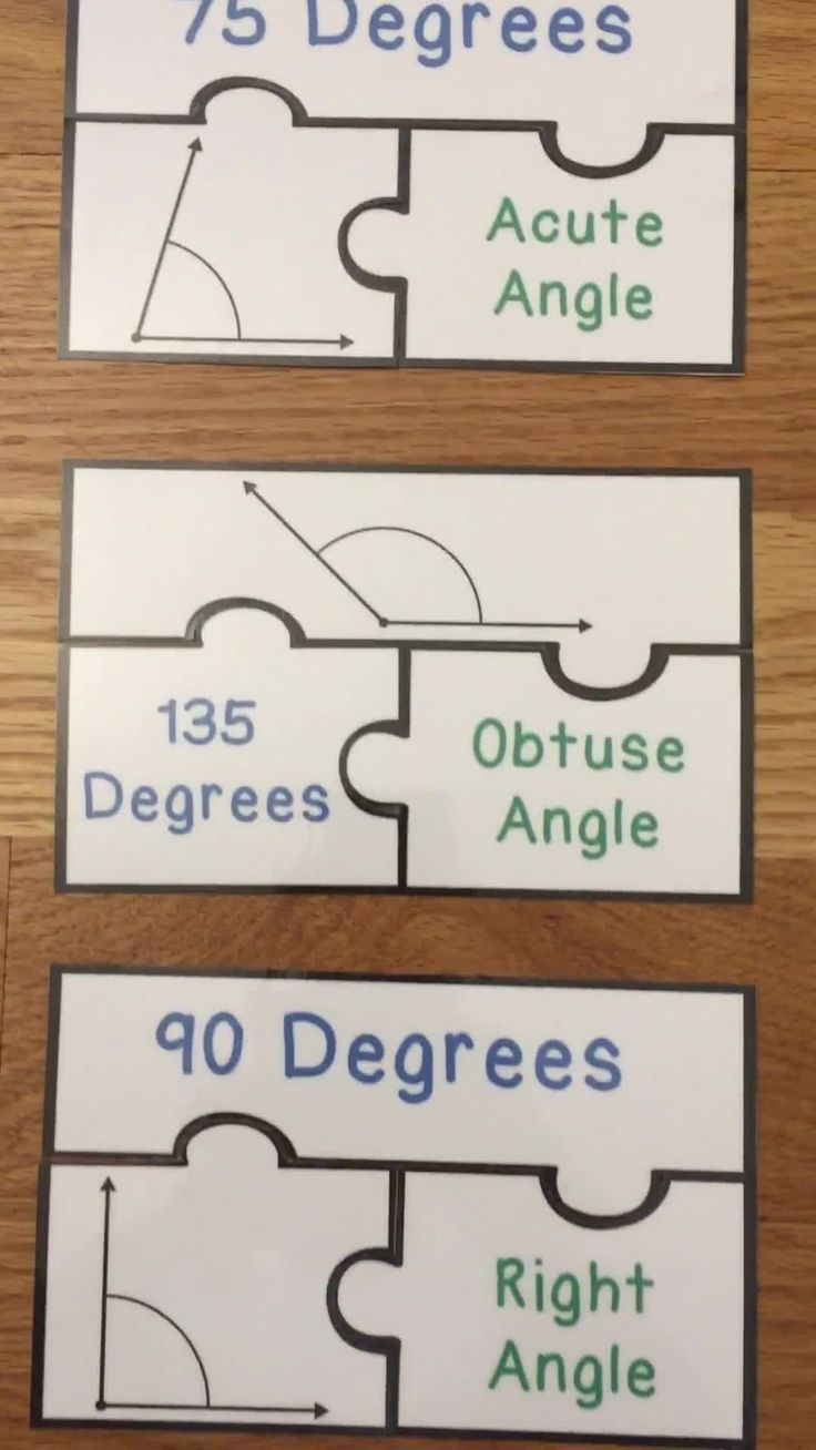 Measuring Angles With A Protractor 4th Grade Math Game Puzzles In 2020 4th Grade Math Games 4th Grade Math Teaching Math Elementary