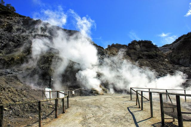 Volcano Solfatara