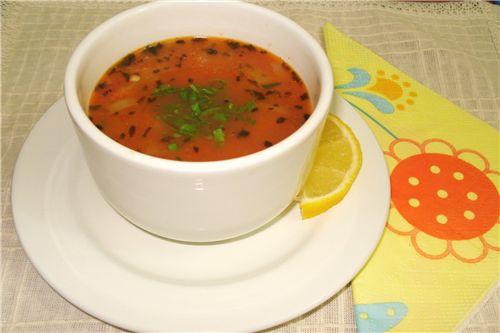 Şehriye çorbası nasıl yapılır? Şehriye çorbası için tıklayın.