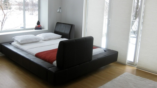 Roopa's Minimal & Peaceful Bedroom My Bedroom Retreat Contest