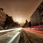 NYC Unplugged, Long Exposure Photos of New York City During the Power Outage Blackouts