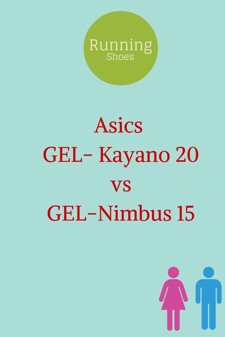 asics kayano 19 vs nimbus 15