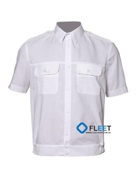 Форменная рубашка на резинке