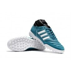 Discount Adidas Mundial Team Astro Soccer Cleats - Green/White/Black