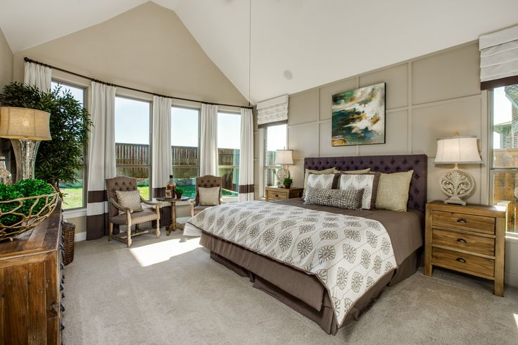 17 Best Images About Bedrooms Warm Colors On Pinterest Model Homes Master Suite And New