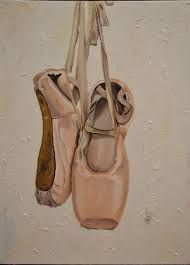 Image result for pointe shoe drawing