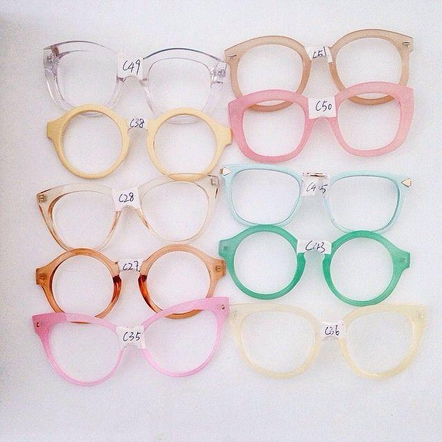 Colourful frames!