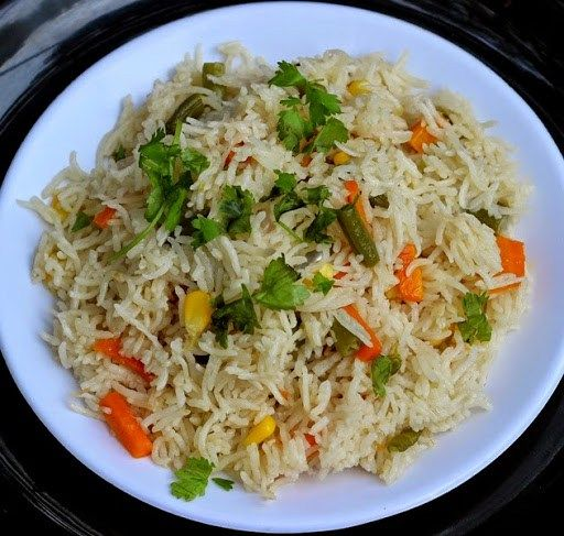 Follow the recipe for microwave vegetable pulao to make a quick & aromatic one pot meal! Today's microwave vegetable pulao recipe is sponsored by Best Foods Inc. – makers of premium…