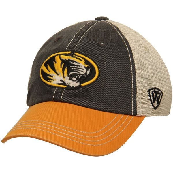 Missouri Tigers Top of the World Youth Rookie Offroad Trucker Snapback Hat - Black - $19.99
